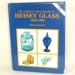 Collector's Encyclopedia of Heisey Glass 1925-1938 Book
