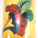 Click to view larger image of Craftsman Studios Laguna Beach Arts Crafts Rare Pottery Vase (Image6)