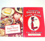 Click to view larger image of Lot 13 Vintage Theme Cookbooks and Recipe Booklets 1915 - 1976 (Image2)