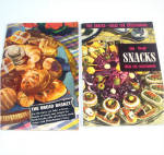 Click to view larger image of Lot 13 Vintage Theme Cookbooks and Recipe Booklets 1915 - 1976 (Image3)