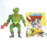 Click to view larger image of Kobra Khan 1984 He-Man Masters of the Universe Action Figure (Image1)