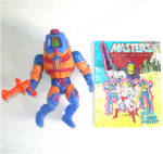 Click here to enlarge image and see more about item 9976: Man-E-Faces 1983 He-Man Masters of the Universe Action Figure