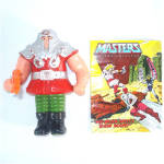 Click here to enlarge image and see more about item 9980: Ram Man 1983 He-Man Masters of the Universe Action Figure