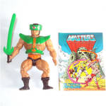 Click here to enlarge image and see more about item 9985: Tri-Klops 1983 He-Man Masters of the Universe Action Figure