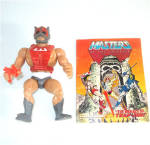Click here to enlarge image and see more about item 9987: Zodac 1982 He-Man Masters of the Universe Action Figure