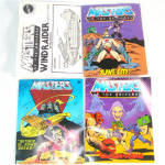 Click to view larger image of He-Man Masters of the Universe Lot of Action Figures, Vehicle, Weapons (Image6)
