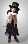 Kish 2014 11 in. Steampunk Paige Resin BJ Doll