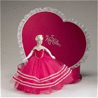 Tonner Tiny Kitty Valentine Hearts Hat Box Set 2005