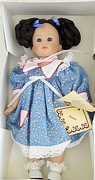 1993 Annie, 'Gunzel' Kids Doll for Madame Alexander (Image1)