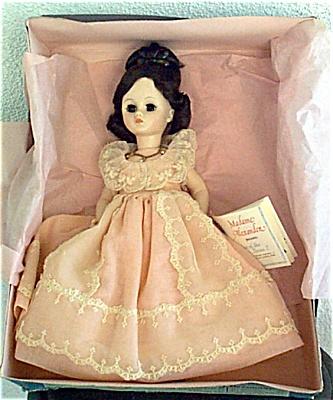Madame Alexander First Ladies, Sarah Jackson Doll 1979 (Image1)