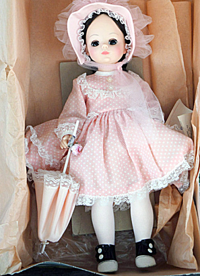 Madame Alexander Rebecca Doll, 14 In., 1970-85 (Image1)