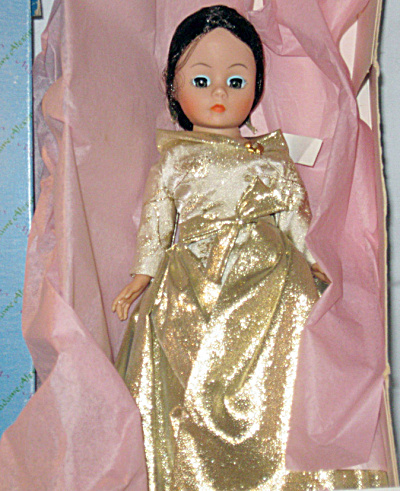 Madame Alexander 1989 Opening Night Cissette Doll (Image1)