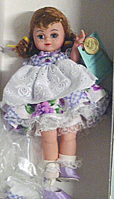 Madame Alexander Lemonade Girl Maggie Doll 1998 (Image1)