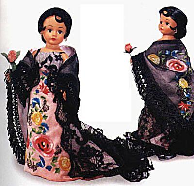Madame Alexander Cissette Barcelona Doll 1999 (Image1)