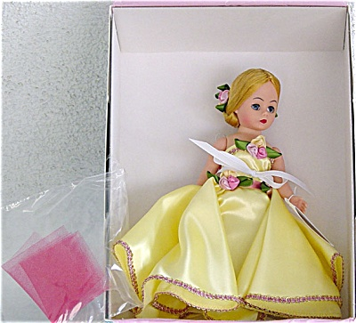 Madame Alexander Rose Queen Cissette Doll 1999 (Image1)