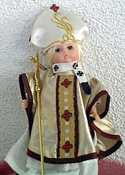 Madame Alexander Father of Vatican City Doll 1999 (Image1)