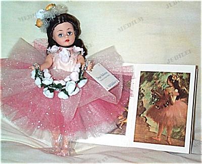 Madame Alexander Degas Ballerina Cissette Doll  2000 (Image1)