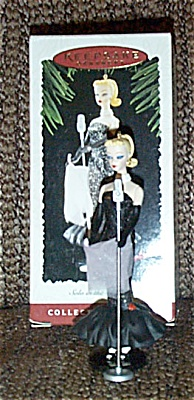 1995 Solo in the Spotlight Barbie Hallmark Ornament (Image1)