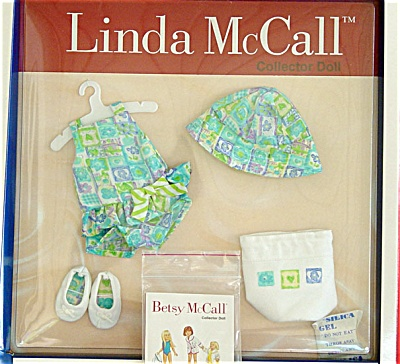 Tonner Linda Mccall Day At The Shore Outfit Only 1999