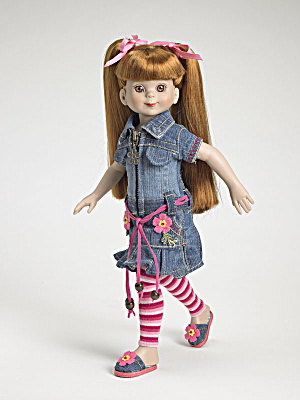 Betsy McCall Flowers-N-Beads Doll Outfit Only Tonner 2007 (Image1)