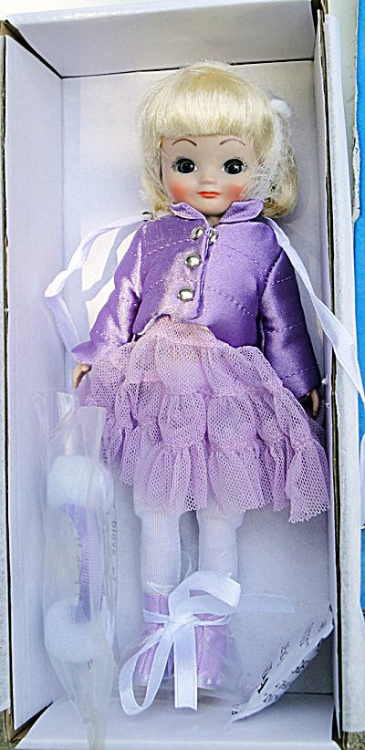 2013 A Chill In The Air Tiny Betsy Doll, Tonner