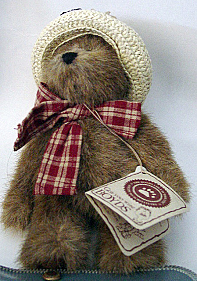 Boyds Betty Jane Maybeary Teddy Bear 2002