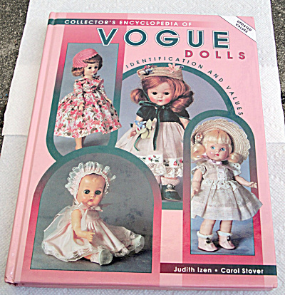 Collector's Encyclopedia of Vogue Dolls, Izen and Stover 2000 (Image1)