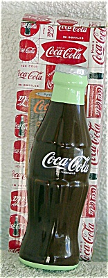 Enesco Classic Coca Cola Bottle Figurine 1993-1994 (Image1)