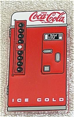 Enesco Vintage Coca Cola Machine Magnet 1993 (Image1)