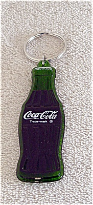 Enesco Vintage Coca Cola 6 Ounce Bottle Key Chain (Image1)