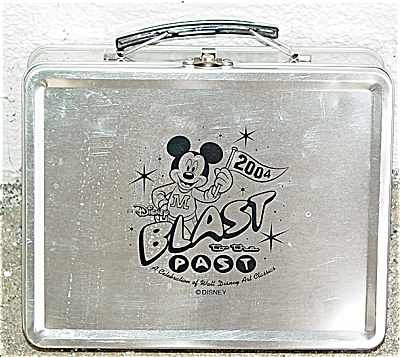 2004 Disney Blast to the Past Mickey Lunch Box (Image1)