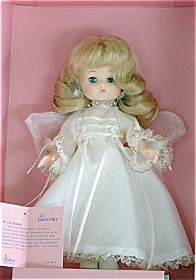 Effanbee L'il Innocents Christina Angel Doll 1989 (Image1)