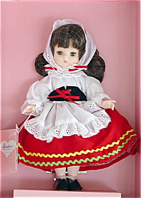 Effanbee L'il Innocents Italy Doll 1989 (Image1)