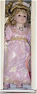 Effanbee Pink Angel Bisque Doll 1995 (Image1)