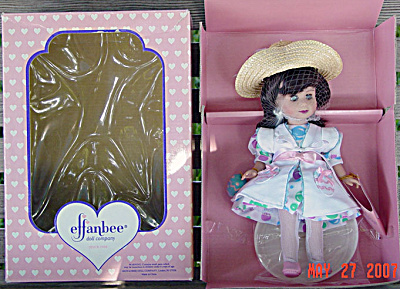 1997 Effanbee Easter Sammie Doll (Image1)
