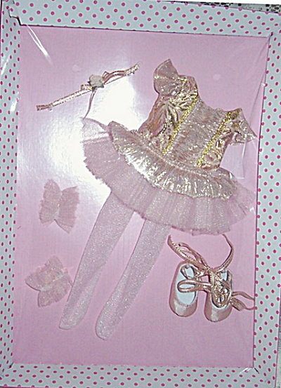 Effanbee Patsy's First Recital Doll Outfit Only Tonner 2012