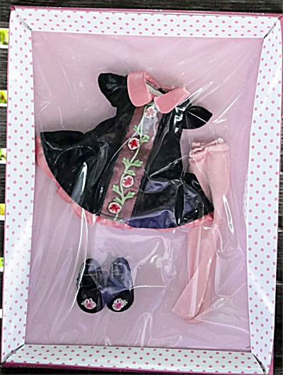 Effanbee Blush, Berry, And Velvet Patsy Doll Outfit Only Tonner