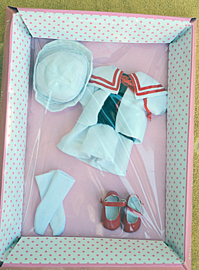 Effanbee Ship Shape Patsy Doll Outfit Only Tonner 2013 (Image1)