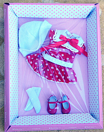 Effanbee Dots My Dress Patsy Doll Outfit Only Tonner 2013 (Image1)