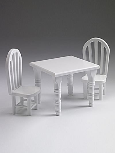 Effanbee Patsy Doll Table and Chairs, 2013 Tonner (Image1)