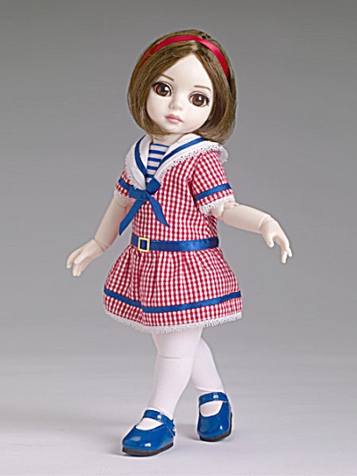 Effanbee Resin Ultimate Patsy Doll, Tonner 2014