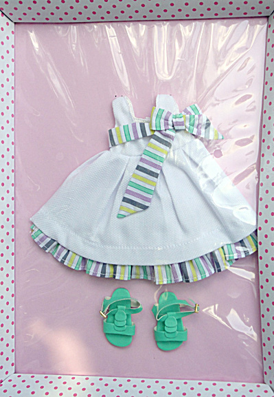 Effanbee Cotton Casual Patsy Doll Outfit Only Tonner 2014