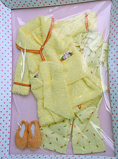 Effanbee Nighty Night Sleep Tight Patsy Doll Outfit Only 2014