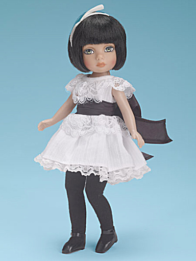 Effanbee Sweet and Simple Patsyette Doll, Tonner 2015 (Image1)