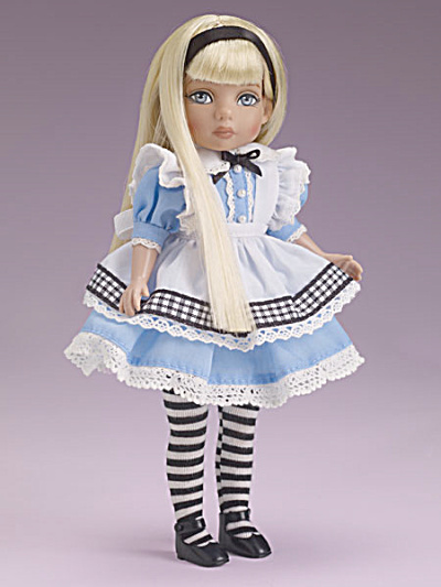 Effanbee Little Alice Patsyette Doll, Tonner 2015