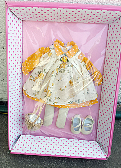 Effanbee Rise And Shine Patsy Doll Outfit Only 2015
