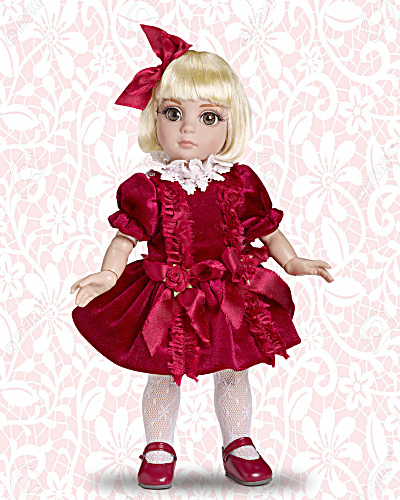 Effanbee Patsy's A Vision in Velvet Doll, Tonner 2016 (Image1)