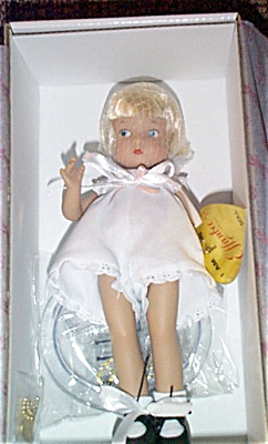 Effanbee Blonde Purely Patsyette Doll 2003 (Image1)