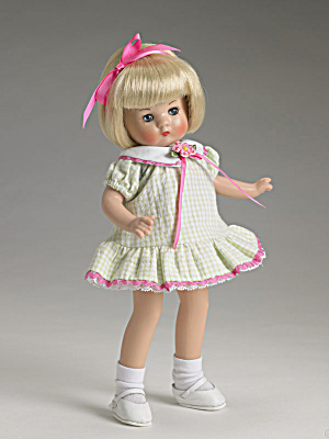 Effanbee Summer Picnic Patsyette Doll Outfit Only 2006 (Image1)