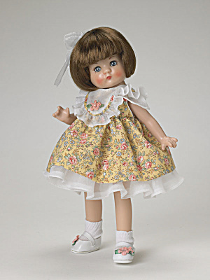 Effanbee Garden Party Patsyette Doll Outfit Only 2006 Tonner